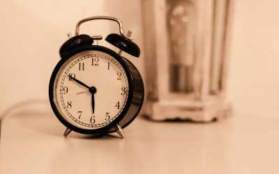 April 2021 | Take your time
